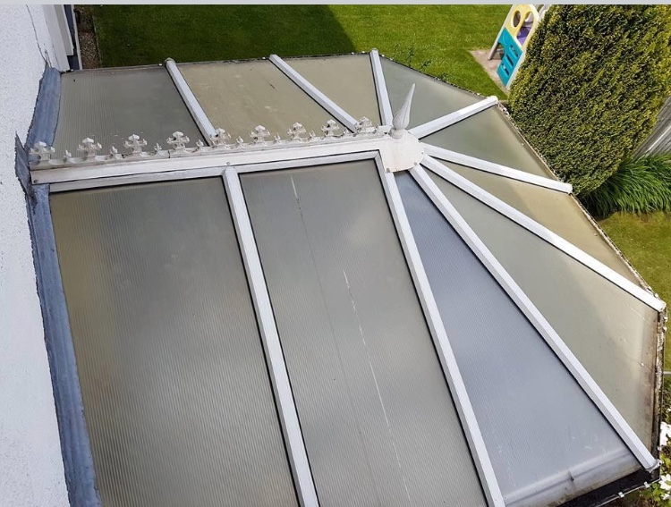 Conservatory Roof Cleaning Staffordshire