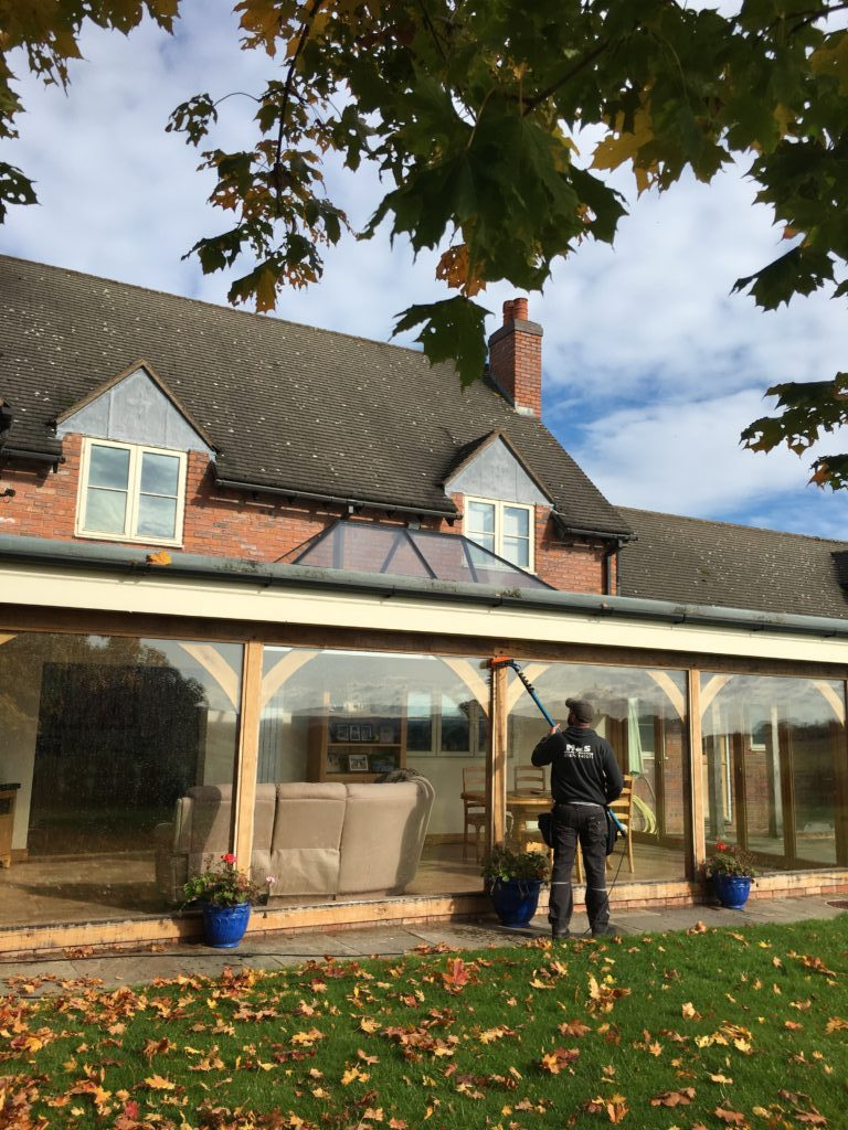 window cleaning Rugeley