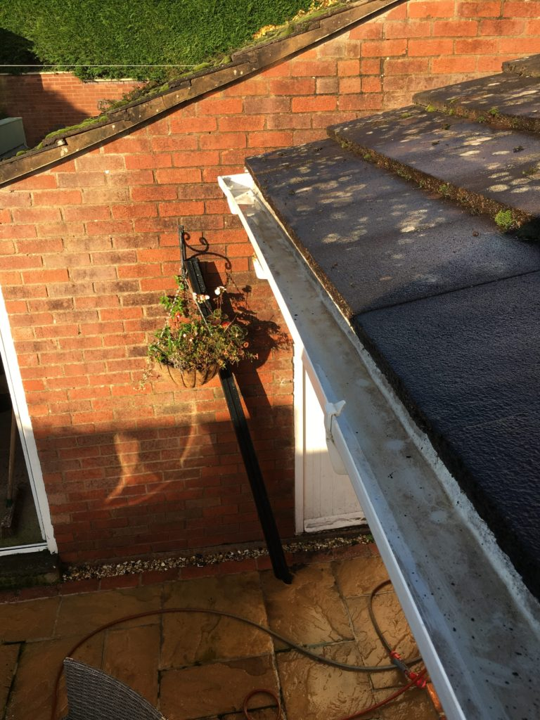 Gutter Cleaning : Staffordshire