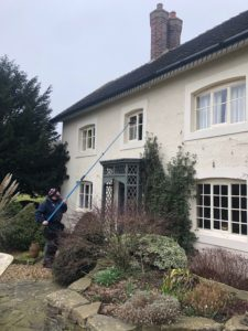 Window Cleaning Hill Ridware.