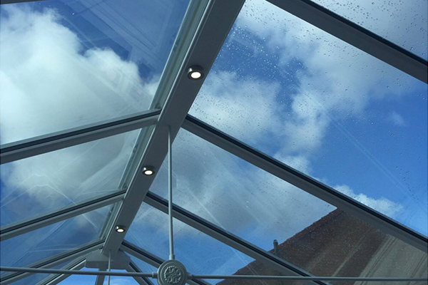 conservatory roof cleaning rugeley